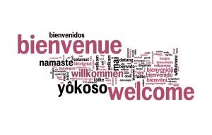 Bienvenue, nuage de mots